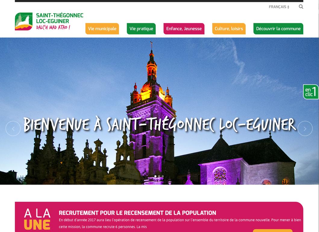 Saint-Thégonnec – Loc Eguiner