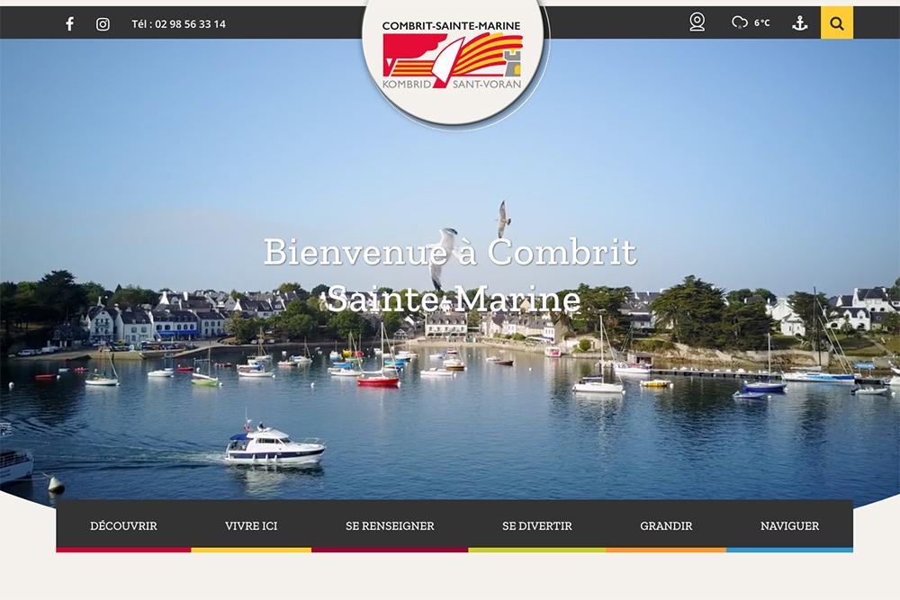 Ville de Combrit – Sainte-Marine